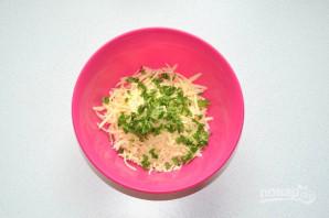 Лаваш с сыром на мангале - фото шаг 4