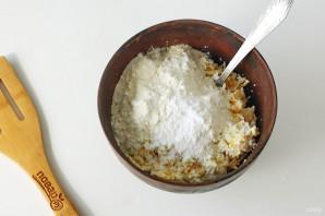 Сырные палочки с кунжутом - фото шаг 4