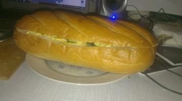 Мужской бутерброд - фото шаг 10