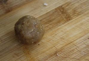 Сыр с грецким орехом в домашних условиях - фото шаг 6