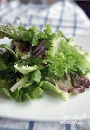 Салат из яиц с сухариками - фото шаг 2
