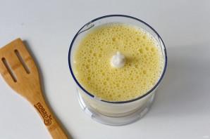 Банановые блинчики без молока - фото шаг 4