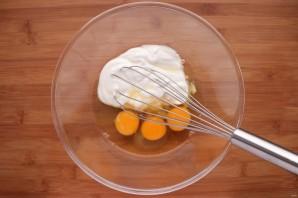 Пирог с черносливом и грецкими орехами - фото шаг 2