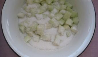 Варенье из дыни на зиму с лимоном - фото шаг 3