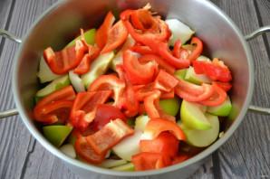 Кетчуп из помидоров и яблок на зиму - фото шаг 3