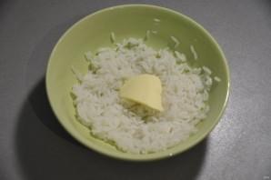 Булочки с рисом - фото шаг 12