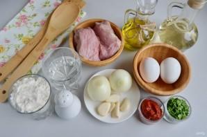 Шима блюдо - фото шаг 1
