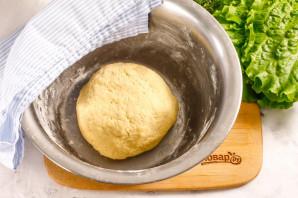 Тесто для тортильи