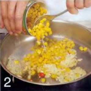Мексиканский кукурузный суп - фото шаг 2