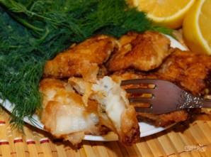 "Рыба ""золотистая"" - фото шаг 5"