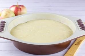 Яблочный пирог Анастасии Скрипкиной - фото шаг 7