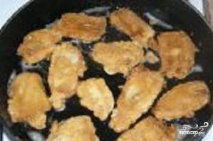 Молоки горбуши, жареные в кляре - фото шаг 3