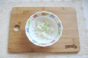 Салат со свининой и солеными огурцами - фото шаг 2
