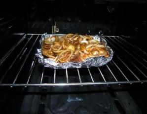 Ребрышки в духовке - фото шаг 5