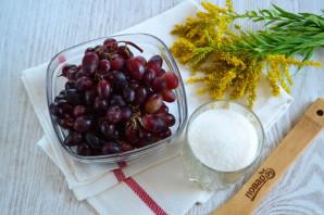 Виноград на зиму - фото шаг 1