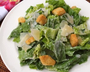 "Заправка к салату ""Цезарь"" - фото шаг 4"