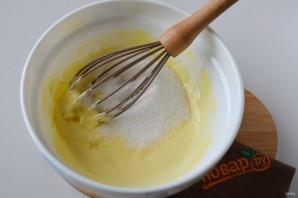 Лимонный пирог в духовке - фото шаг 4