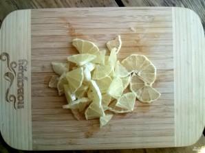 Варенье из кабачков с лимоном и апельсином - фото шаг 3