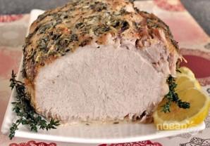 Свиной карбонад в духовке - фото шаг 4
