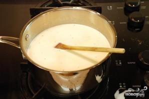 Сливочно-чесночный суп - фото шаг 4
