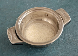 Рис с зеленым луком - фото шаг 2