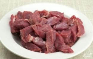 Рисовый суп с мясом - фото шаг 2