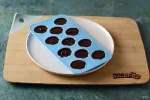 Конфеты из горького шоколада - фото шаг 6
