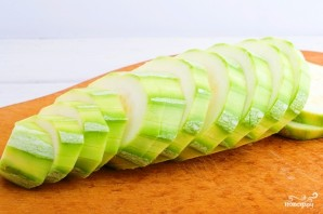 Кабачковая икра с морковкой - фото шаг 2
