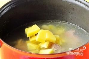 Суп из оленины - фото шаг 6