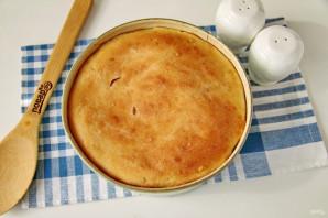 Пирог с картошкой и луком в духовке - фото шаг 12