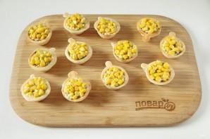 Запеченные тарталетки с курицей - фото шаг 6