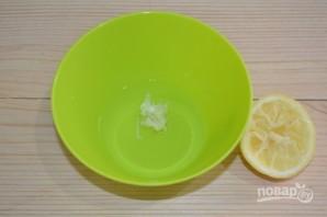 Салат с капустой и грушей - фото шаг 8