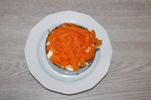 Салат из риса и шпрот - фото шаг 7