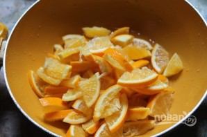 Домашний мармелад из апельсинов - фото шаг 2