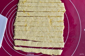 Творожно-сырные палочки - фото шаг 12
