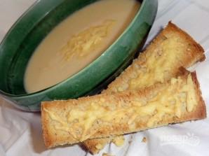 Сливочный сырный суп - фото шаг 15