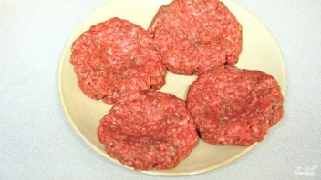 Котлеты для гамбургеров - фото шаг 2