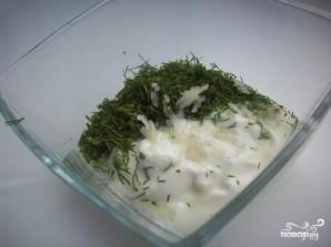 Грузди соленые со сметаной - фото шаг 4