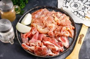 Люля-кебаб из баранины и курицы - фото шаг 2