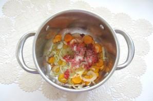 Судак в томатном соусе - фото шаг 5