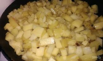 Жаркое с говядиной и овощами на растительном масле - фото шаг 6