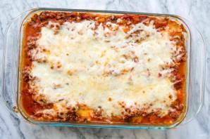 Лазанья с томатным соусом - фото шаг 6