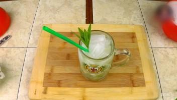 Домашний лимонад с мятой - фото шаг 5