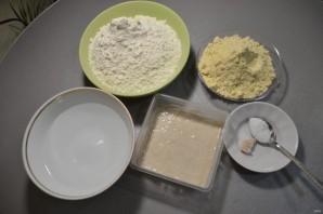 Кукурузный хлеб на закваске - фото шаг 4