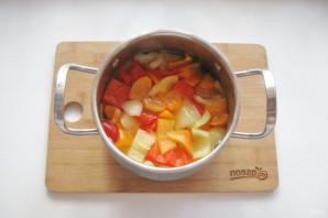 Маринованный болгарский перец без стерилизации - фото шаг 8
