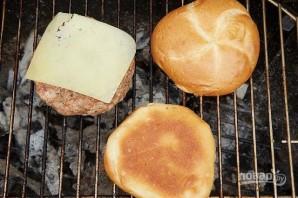 Домашние гамбургеры (простой рецепт) - фото шаг 4