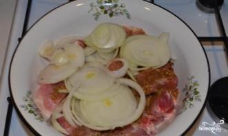 Шашлык из корейки свинины - фото шаг 3
