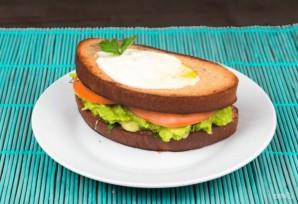Суперсытный сэндвич на завтрак - фото шаг 5