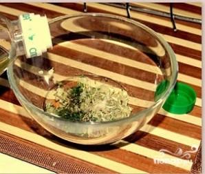 Куриный шашлык в микроволновке - фото шаг 2