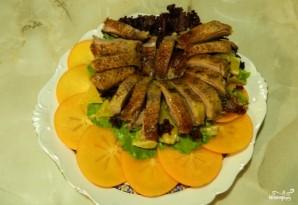 Буржуйский салат - фото шаг 7
